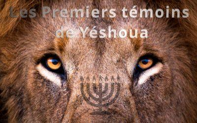 Les premiers témoins de Yéshoua – Paris (7 vidéos)